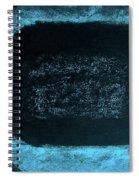 Approaching The Photon Belt B Spiral Notebook