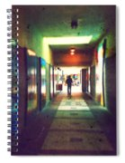 April 10 2010 Spiral Notebook