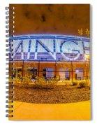 April 2015 - Birmingham Alabama Regions Field Minor League Baseb Spiral Notebook