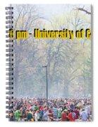 April 20th - University Of Colorado Boulder Spiral Notebook
