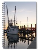 April Afternoon Spiral Notebook