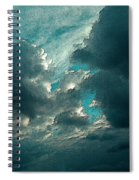 Aqua Sky Spiral Notebook