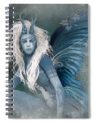 Aqua The Forest Fairy2 Spiral Notebook
