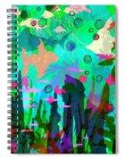 Aquaphoria Spiral Notebook