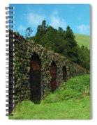 Aqueduct Spiral Notebook