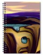 Aquifer  Spiral Notebook