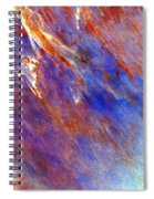 Australian Desert From Space Spiral Notebook