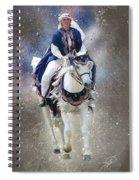 Arabian Nights Spiral Notebook