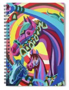 Arabian Sons Spiral Notebook