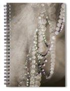 Arachne's Beads Spiral Notebook