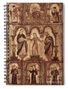 Aragon: Jesus & Disciples Spiral Notebook