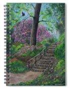 Araluen Abloom Spiral Notebook