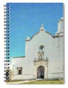 Mission La Bahia Spiral Notebook