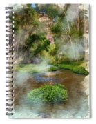Aravaipa Creek Spiral Notebook