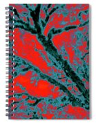 Arboreal Plateau 6 Spiral Notebook