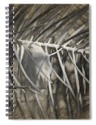 Arborescence Spiral Notebook