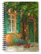 Arbour Spiral Notebook