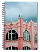 Arcade Clouds Spiral Notebook
