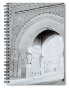 Arch In The Casbah Spiral Notebook