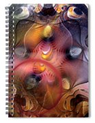 Archaean Spiral Notebook