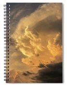 Archangel  Spiral Notebook