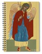 Archangel St Michael 193 Spiral Notebook