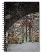 Arched Way Spiral Notebook