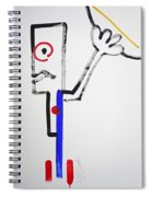 Archer Spiral Notebook