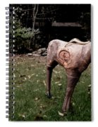 Archery Season Spiral Notebook