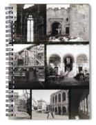 Arches 2 Spiral Notebook