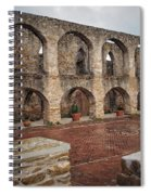 Arches And Arches Spiral Notebook