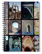 Arches Collage Spiral Notebook