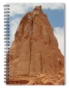 Arches Formation 3 Spiral Notebook