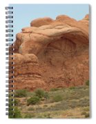 Arches Formation 30 Spiral Notebook