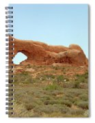 Arches Formation 34 Spiral Notebook