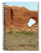 Arches Formation 37 Spiral Notebook