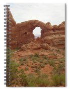 Arches Formation 39 Spiral Notebook