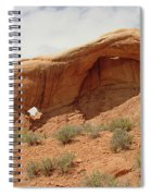 Arches Formation 40 Spiral Notebook