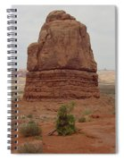 Arches Formation 5 Spiral Notebook