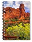 Arches Landsape 2 Spiral Notebook