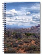 Arches Landscape Spiral Notebook