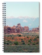 Arches National Park 19 Spiral Notebook