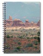 Arches National Park 20 Spiral Notebook