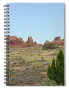 Arches National Park 21 Spiral Notebook