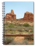 Arches National Park 23 Spiral Notebook