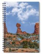 Arches National Park 3 Spiral Notebook