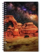 Arches National Park 44 Spiral Notebook