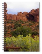 Arches Park 1 Spiral Notebook