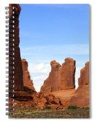 Arches Park 2 Spiral Notebook