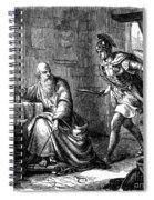 Archimedes (c287-212 B.c.) Spiral Notebook